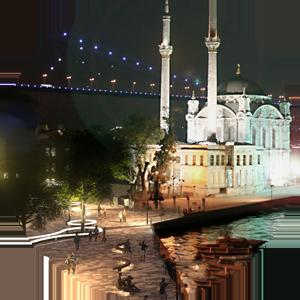Ortaköy Meydanı Projesi
