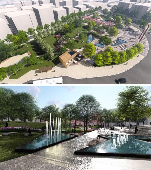 Demokrasi Parkı Projesi