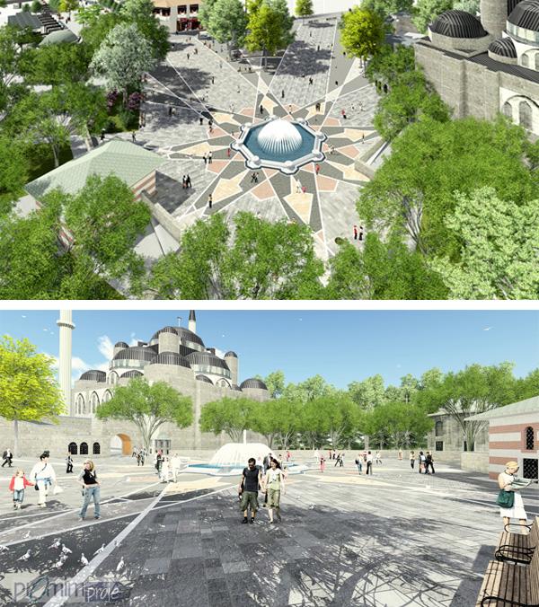 Eyüp Meydanı Projesi
