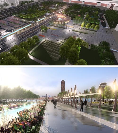 Kozyatağı Meydanı Projesi